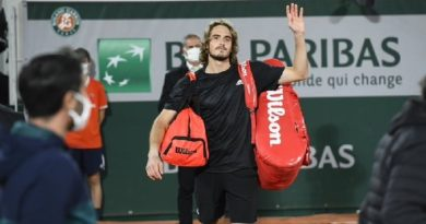 Tsitsipas a fighter, one of world's best players: Djokovic