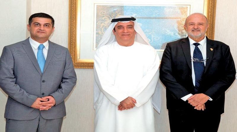 IFIICC eyes strengthening business ties with India
