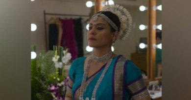 Kajol New Look