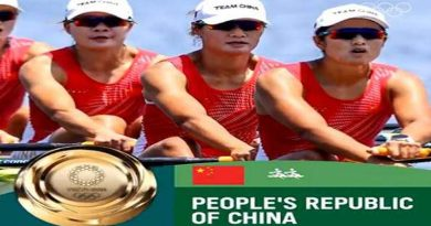 China with Olympic